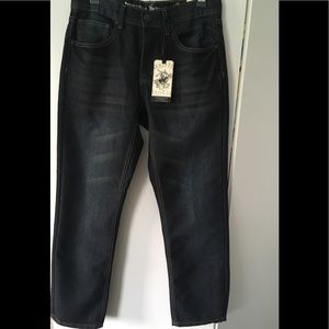 Polo Club Jeans, Relaxed Straight Jeans